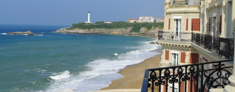 Où loger à Biarritz?